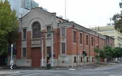 "MMTB Substation ""C"" Queensberry Street"