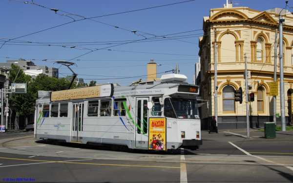 171 at Elgin and Lygon Streets