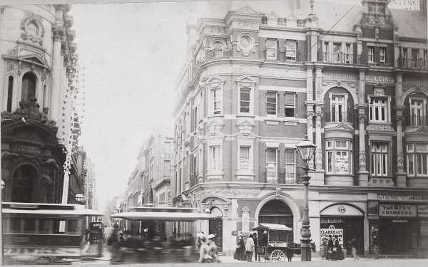 City Of Melbourne Building Society Building